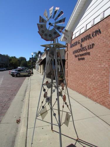 Evansville Windmill