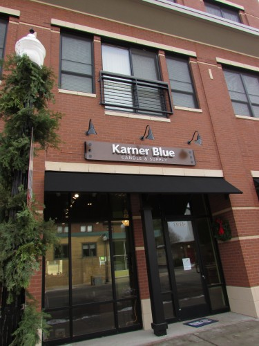 Karner Blue Candle and Supply