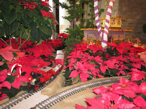 Holiday Express display