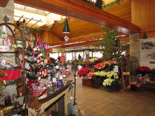 Olbrich Botanical Gardens lobby