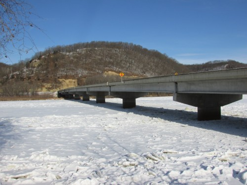 Blaine Bridge in Boscobel, WI