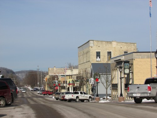 Downtown Boscobel