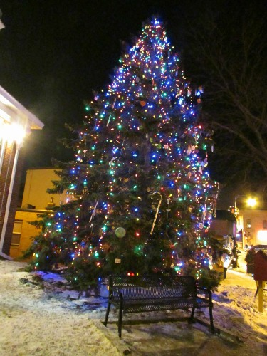 Sun Prairie Christmas Tree