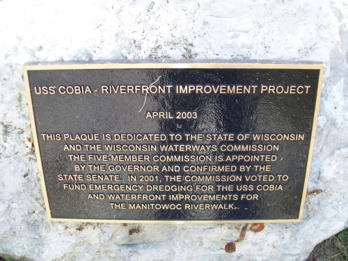 Cobia Riverfront Improvement  Project in Manitowoc