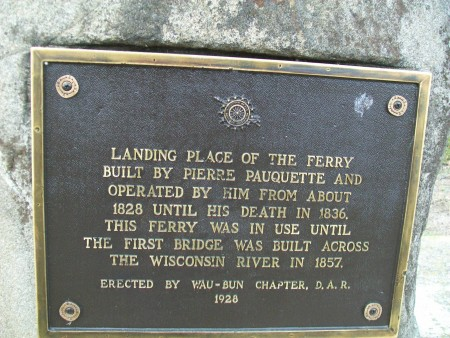Ferry Landing place