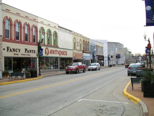 Downtown Portage