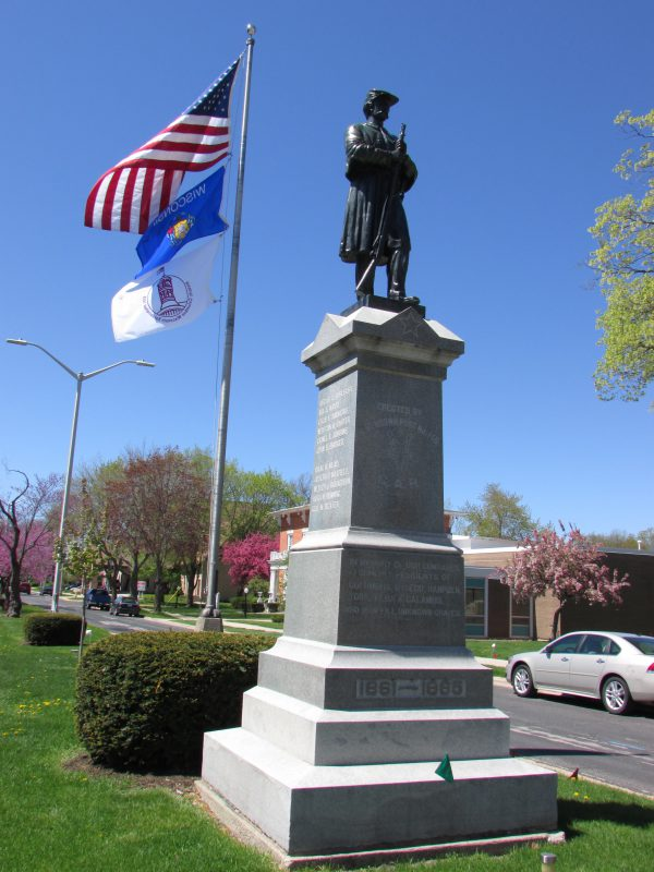 Civil War Memorial in Columbus IMG_7274