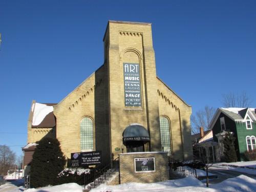 Zona Gale Theatre