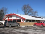 The Red Apple Restaurant in Portage
