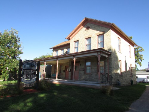Rowley Residence Museum in Middleton WI