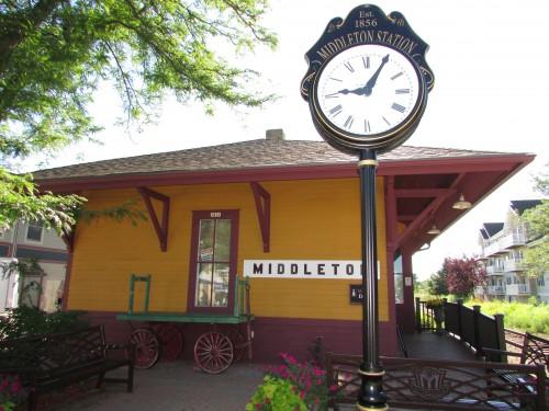 Middleton Depot