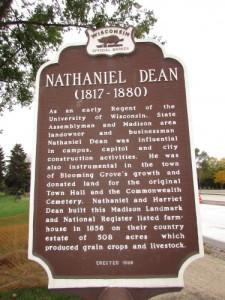 Nathaniel Dean sign