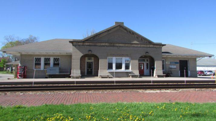 Columbus Amtrak Depot