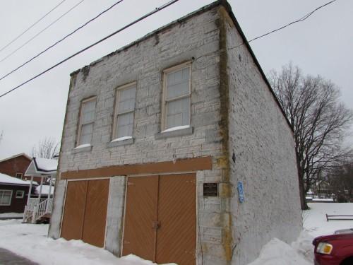 Former Mazomanie Town Hall
