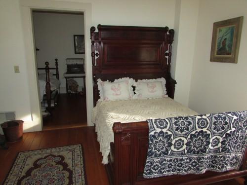 Master and Children's bedrooms