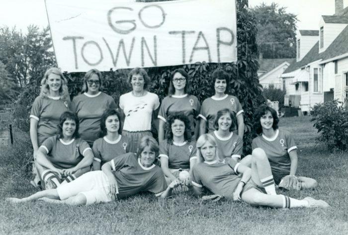Joretta Town Tap Columbus Softball Team