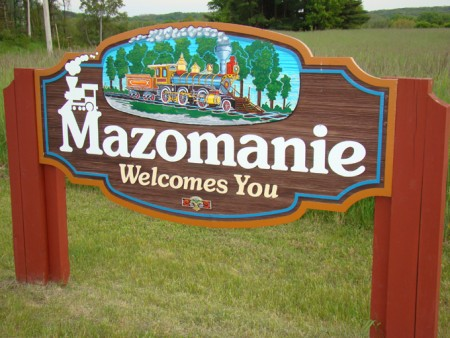 Mazomanie sign
