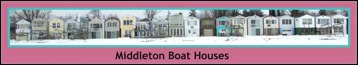 Middleton Boat Houses frame