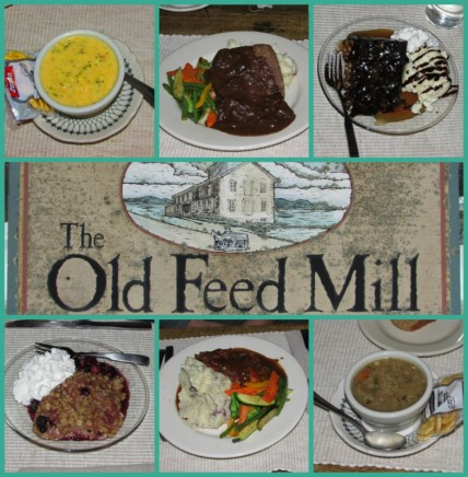 Old Feed Mill Collage