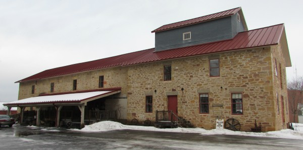 Old Feed Mill front side