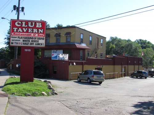 The Club Tavern in Middleton WI