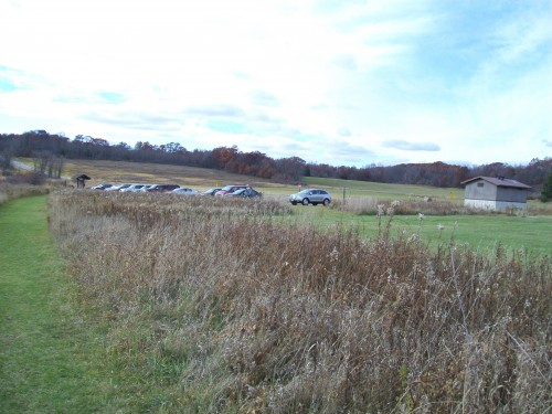 Steinke Basin Parking on DL