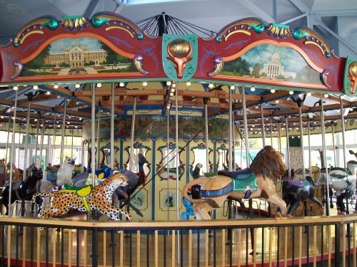 Vilas Zoo Carousel