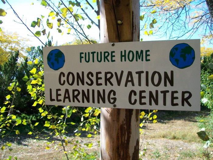 Future Home of Conservation Learning Center at Vilas Zoo