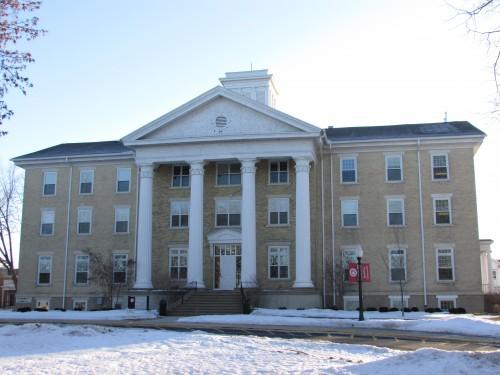 Wayland Hall