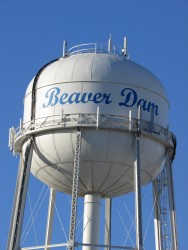 Beaver Dam Water Tower