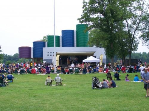 Madison Blues Society picnic 6-18-11