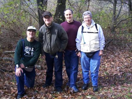 Friends at Steinke Basin