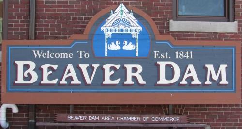 Beaver Dam sign