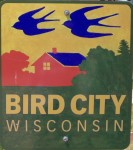 Bird City Wisconsin sign