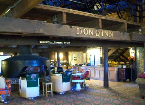 Don Q Inn lobby