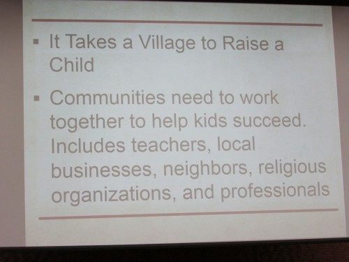 Village to Raise a Child