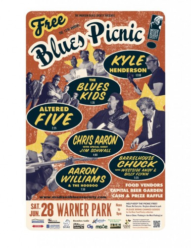 Madison Blues Picnic-june-28-2014