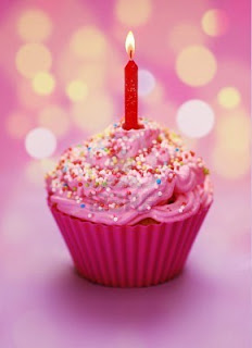 pink-birthday-cupcake-with-a-candle
