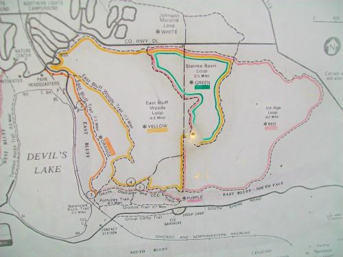 Steinke Basin Trails