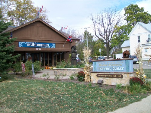 Mt. Horeb Welcome Center