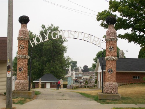 Holy Ghost Park entry
