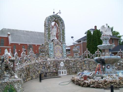 Patriotic Shrine