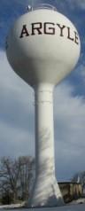 Argyle Water Tower