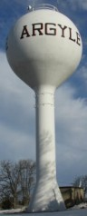 Argyle Water Tower