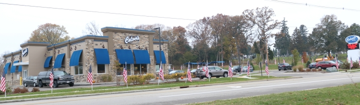 Culver's in Lake Mills-used to be Pyramid Hotel IMG_3868