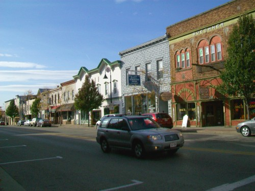Downtown Mt. Horeb