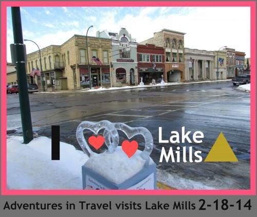I Love Lake Mills