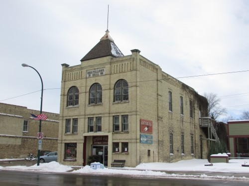 Opera Hall Antique Center
