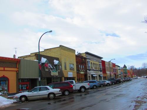 Downtown Lake Mills