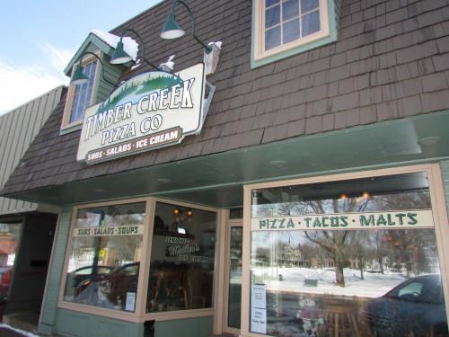 Timber Creek Pizza Company